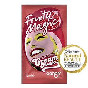 Fruity Magic  Rejuvenating Cream Face Mask