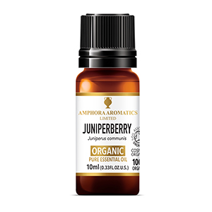 Juniperberry Organic Essential Oil 10mls