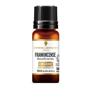 Frankincense Organic Essential Oil 10ml
