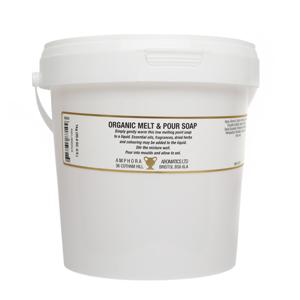 Organic Melt & Pour Soap 1kg