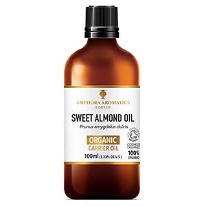 Organic Sweet Almond Oil 100ml