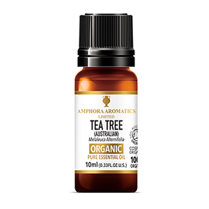 Tea Tree Organic Essential Oil 10ml