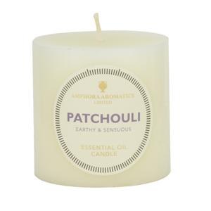 Patchouli Candle 3 X 3 (Single)
