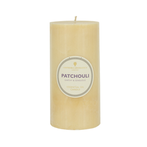 Patchouli Candle 6 x 3 (Single)