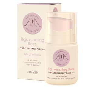 Rejuvenating Rose Hydrating Daily Face Gel 50ml Single