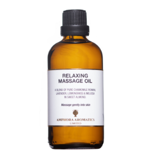 Relaxing Massage Oil 100ml