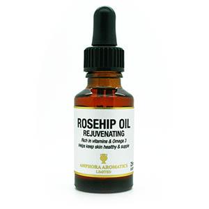 Rosehip Oil - Rejuvenating 25ml.