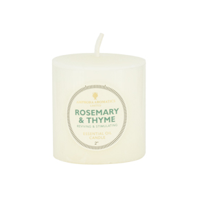 Rosemary & Thyme Candle 2 X 2 (Single)