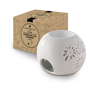 Revive Aromatherapy Kit - with Style 1 traditional burner.