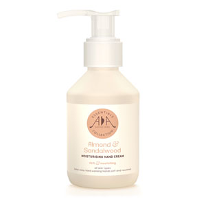 Almond & Sandalwood Moisturising Hand Cream 200ml