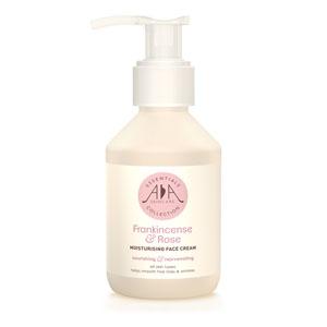 Frankincense & Rose Moisturising Face Cream 200ml