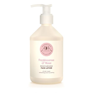 Frankincense & Rose Moisturising Face Lotion 500ml