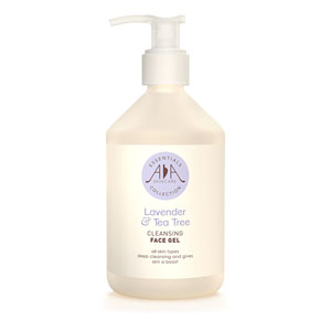 Lavender & Tea Tree Cleansing Face Gel 500ml