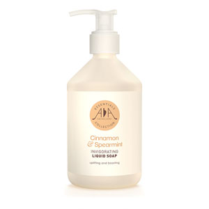 Cinnamon & Spearmint Liquid Soap 500ml