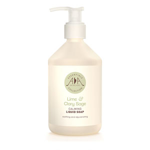 Lime & Clary Sage Liquid Soap 500ml