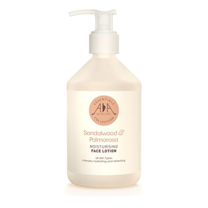 Sandalwood & Palmarosa Moisturising Face Lotion 500ml