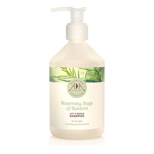 Rosemary, Sage & Burdock Lift & Repair Shampoo 500ml