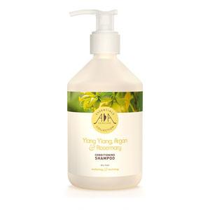 Ylang Ylang. Argan & Rosemary Conditioning Shampoo  500ml