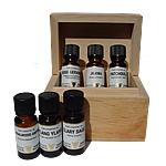 Sensuous Aromatherapy Kit.