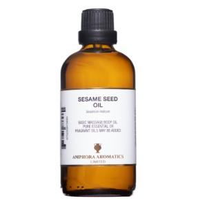 Sesame Oil 100ml glass