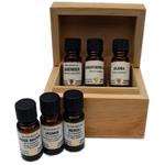 Skin Nourishing Aromatherapy Kit.