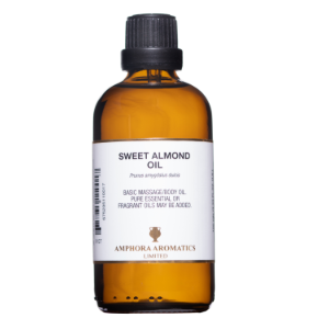 Sweet Almond Oil 100ml - Glass