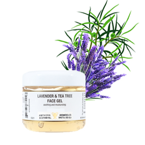 Lavender & Tea Tree  Face Gel 100ml