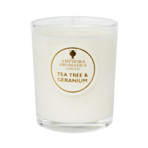 Tea Tree & Geranium Mini Pot Candle