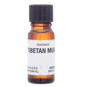 Tibetan Musk Fragrance 10ml