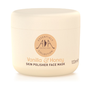 Vanilla & Honey Skin Polish Face Mask 100ml Single