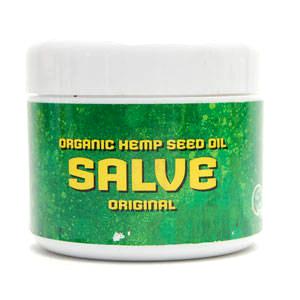 Organic Hemp Seed Healing Salve (original) 56g
