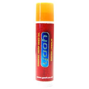 Organic Hemp Seed Lip Balm (Mango)