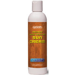 Organic Hemp Seed Oil Sun Cream 240ml