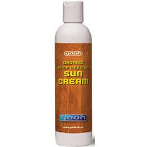 Organic Hemp Seed Oil Sun Cream 240ml
