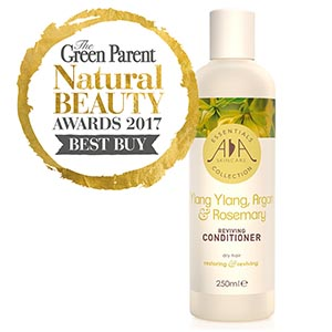 Ylang Ylang, Argan & Rosemary Liquid Conditioner 250ml AA Skincare