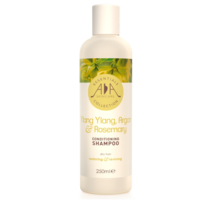 Ylang Ylang, Argan & Rosemary conditioning shampoo 250ml