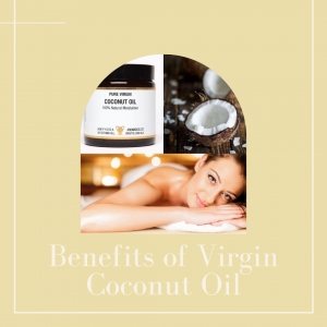 The Benefits of Virgin Coconut Oil