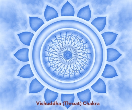 Balancing Chakras Day 5 - The Throat Chakra