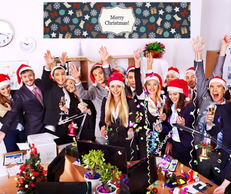 Party Season - Naturally Energising Essential Oils