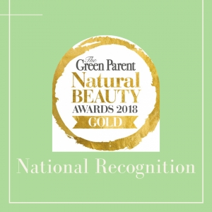 National Recognition For Bristol's Amphora Aromatics In Natural Beauty Awards.