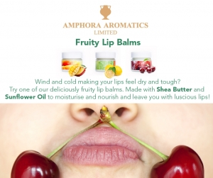 Funky Fruity Lip Balms