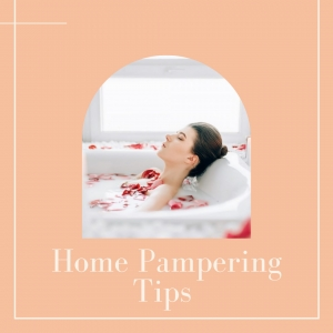 Home Pampering Tips With Amphora.