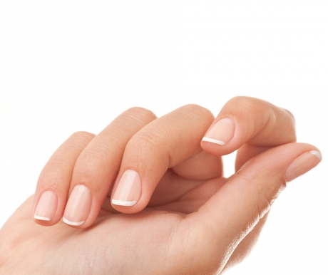 Easy DIY Natural Nail Care - Nourishing Growth Blend