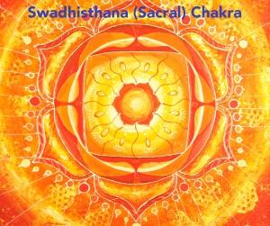 Balancing Chakras Part 2 - The Sacral Chakra