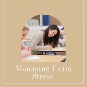 Help manage exam stress with Aromatherapy!