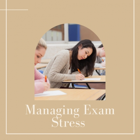 Help manage exam stress with Aromatherapy!