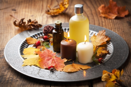 Autumnal Aromas in the Home