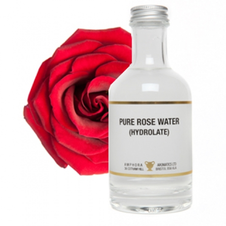 The Wonders of Rose Water!