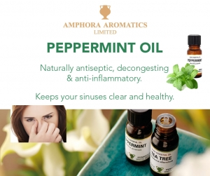 Natural Immune Boosters - Peppermint