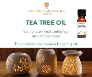 Natural Immune Boosters - Tea Tree